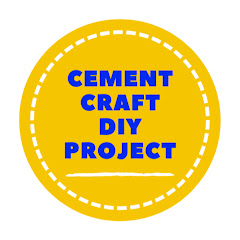 Cement Craft Diy projects