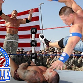 WWE Tribute to the Troops - Topic