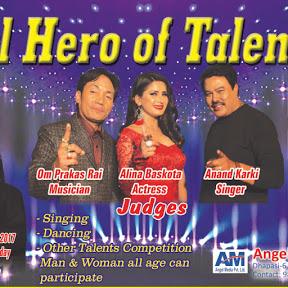 NEPAL HERO OF TALENT