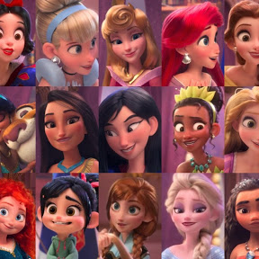 Disney Princess - mr khing