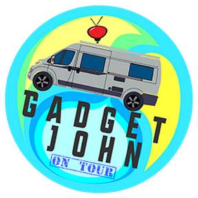 Gadget John on tour