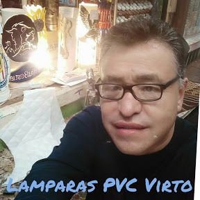 Lamparas PVC Virto