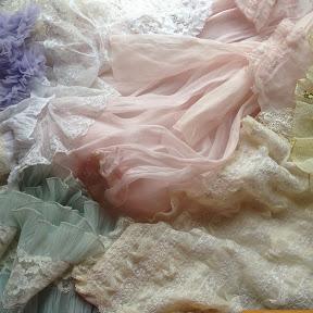 Robe vierge