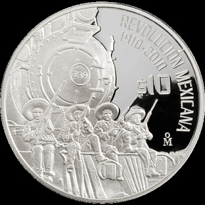 La Historia de México A Través de las Monedas