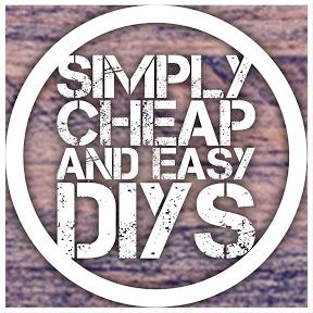 Simply Cheap And Easy DIYs