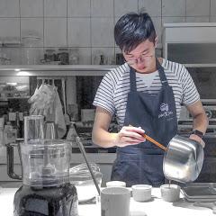 英國留學小廚師Edd