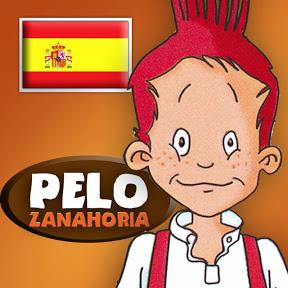 Pelo Zanahoria, dibujos animados en español, aventuras