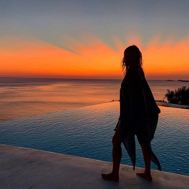 MomentiStraordinari #puestadelsol🌅 #sunsetibiza #sacova2019 #calamoli