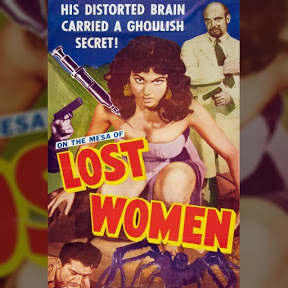 Mesa of Lost Women - Topic
