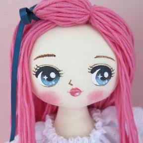 핑크초코인형만들기