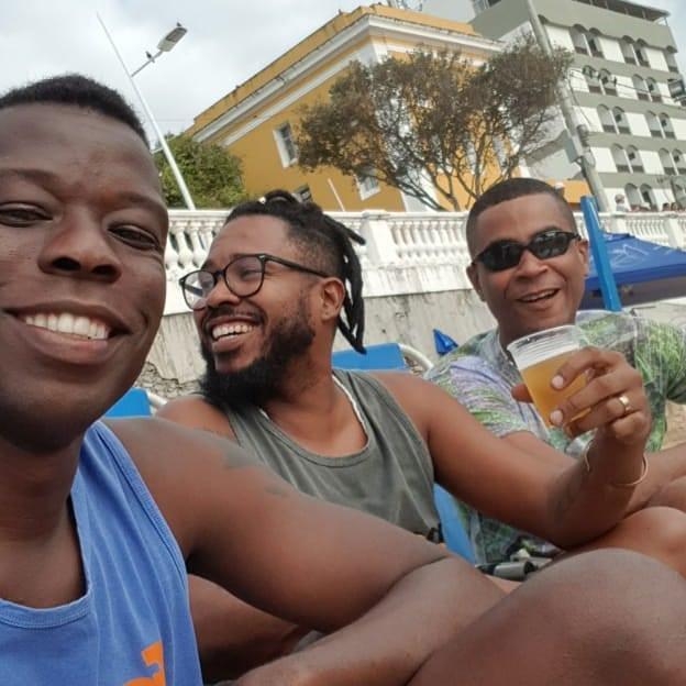 Com os melhores! #ferias #portinho #cumapdi #irmaos #irmandade #alldrinks #tangloko #devassapuromalte #geeelo #vemverao #eununcadissequeprestava
