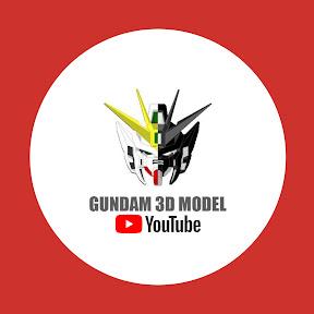 Gundam 3D Model YT