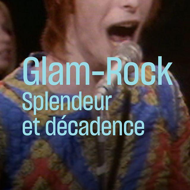 Glam Rock, splendeur et décadence