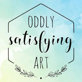 ODDLY SATISFYING ART