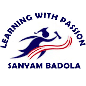 Learning With Passion -Sanyam Badola