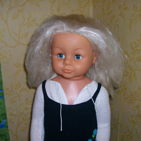 Куклы винтажные