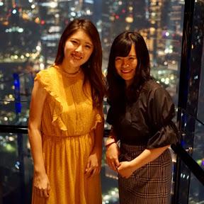 インドネシア留学Monami&Yuka