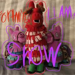 Fortnite Llama show