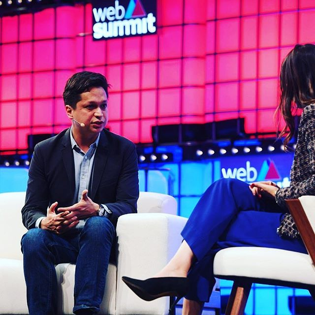 Pinterest has filed to go public after bringing in $756 million in 2018 revenue 😱🚀 CEO of @pinterest Ben Silbermann spoke at #WebSummit last November ✨ Check out his fireside, link in bio ☝🏻