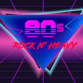 80's Rock N' Heavy Johan Hawk