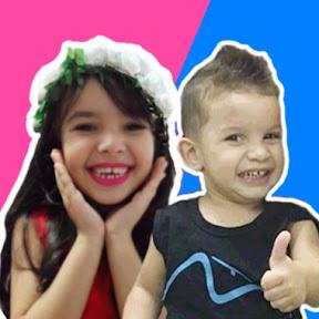 STEFFANY e JÚNIOR KIDS