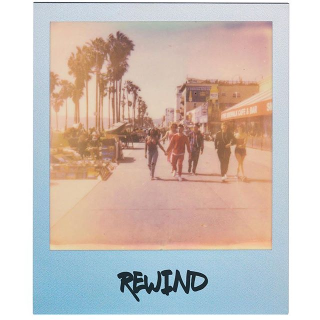 L.A LIVING 🔆 • • • • • • • • • • • • #losangeles #usa #polaroid #beach #fun #instasun #beachday #sun #santamonica #venicebeach #palmtree #swipeleft #instagood #instalike #color #picoftheday #tuesdaymotivation