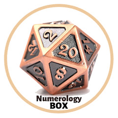 Numerology Box