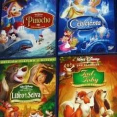Colecciones Clásicas de Disney