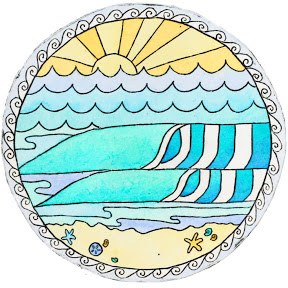 Mermaid's Coin Surf Art Australia