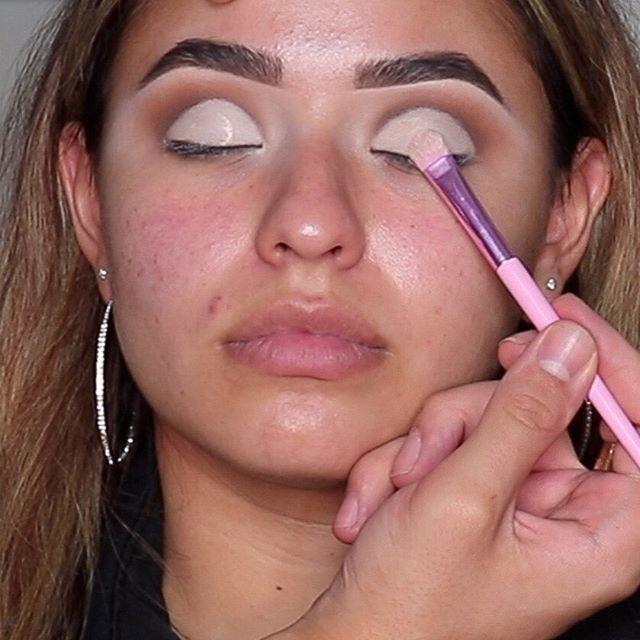 Makeup by me!! 💄💖 Modern Mod look 👀⚡️