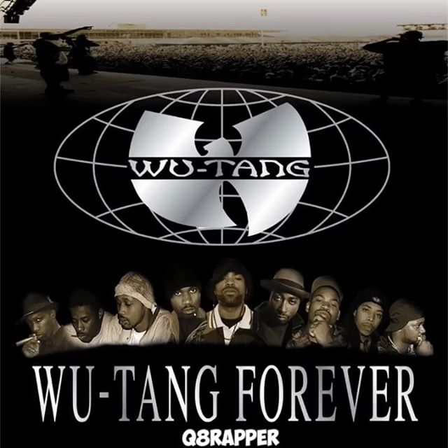 Wu-Tang Clan - Visionz  #90sHipHop #HipHopClassic #WuTang #WuTangClan #WuWednesday #MethodMan #Raekwon #RZA #GZA #GhostfaceKillah #InspectahDeck #UGod #MastaKilla #Cappadonna #ODB #OlDirtyBastard #RIPODB #EnterTheWutang #EnterTheWutang36Chambers #WutangForever #Visionz