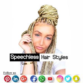 Speechless Hair Styles