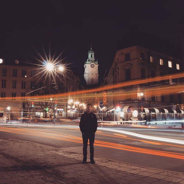 Gdy masz za dużo czasu w Sztokholmie... #longexposure