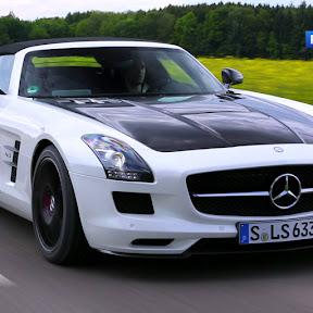 Mercedes-Benz SLS AMG - Topic