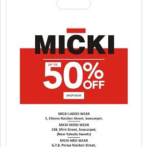 Micki Fashion