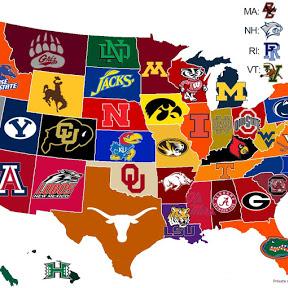 College Football Finatic
