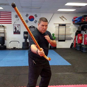 Cane self defense with Master Gary Hernandez