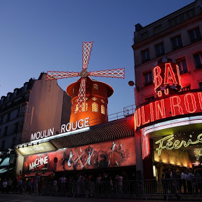 Moulin Rouge - Topic