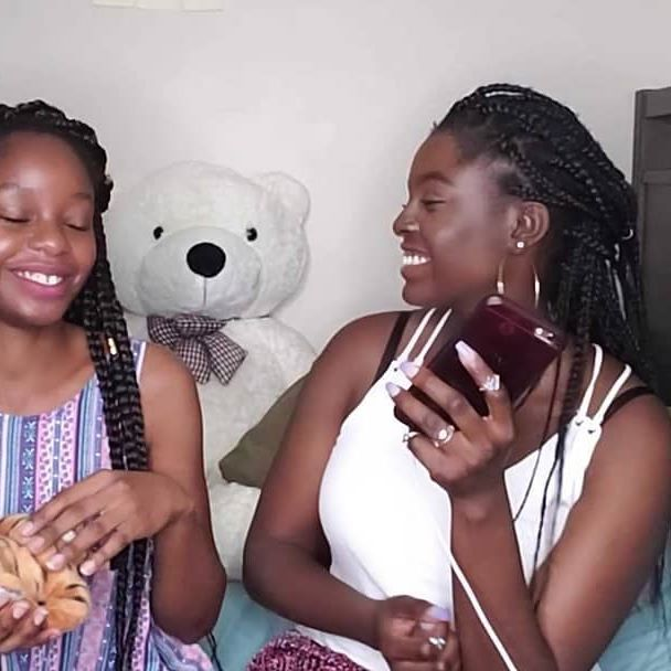 NEW VIDEO ON MY YOUTUBE CHANNEL!!! Played a game with @dharmieks LINK IN MY BIO  You'll probably also find out some interesting facts about me😊 If you end up watching, COMMENT your favorite part 😋😋 Don't forget to LIKE, COMMENT, and SUBSCRIBE!!