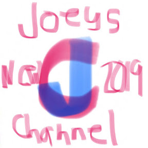 Joeys Channel The Object Thingy