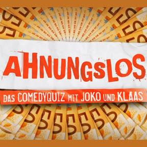 Ahnungslos - Das Comedyquiz mit Joko und Klaas