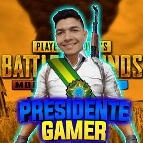 PRESIDENTE GAMER