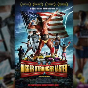 Bigger, Stronger, Faster* - Topic
