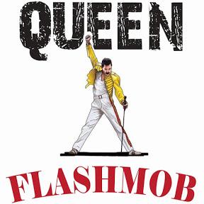 Hungarian Queen Flashmob