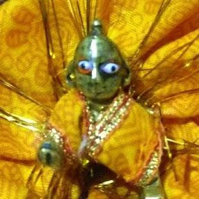 Sunita Knitting - Gopal Krishna Dress