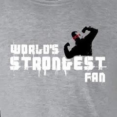 World's Strongest Fan