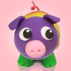 Woa Piggy Baby