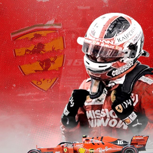 """@charles_leclerc """"The First Of Many..."""""""