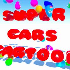 Super Cars Cartoon