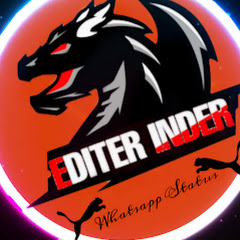 Editer inder